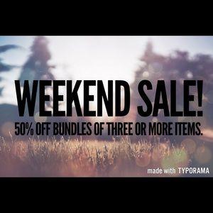 Accessories - Closet Sale!🎉